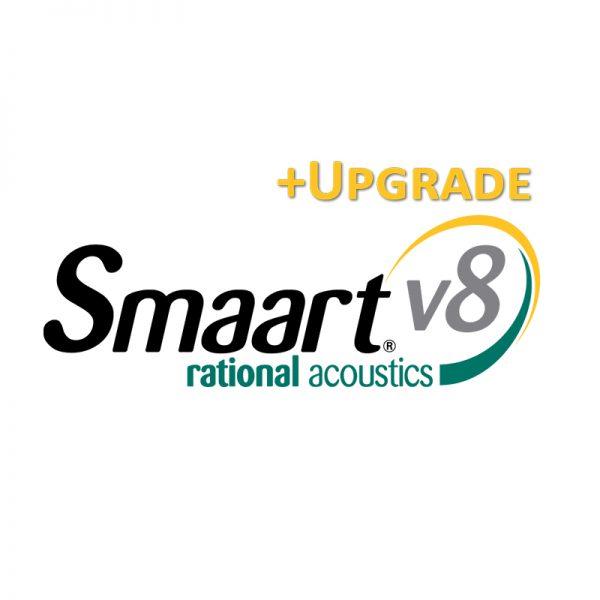 Smaart V8 Upgrade